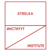 Логотип компании «Strelka Institute»