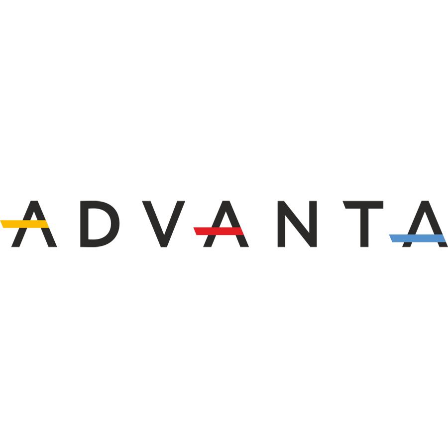 Логотип компании «ADVANTA»
