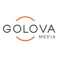 Логотип компании «Golova Media»