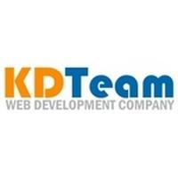 Логотип компании «KDTeam»