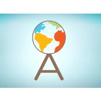 Логотип компании «Атласфера»
