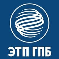 Логотип компании «ЭТП ГПБ»