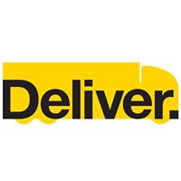 Логотип компании «Deliver»