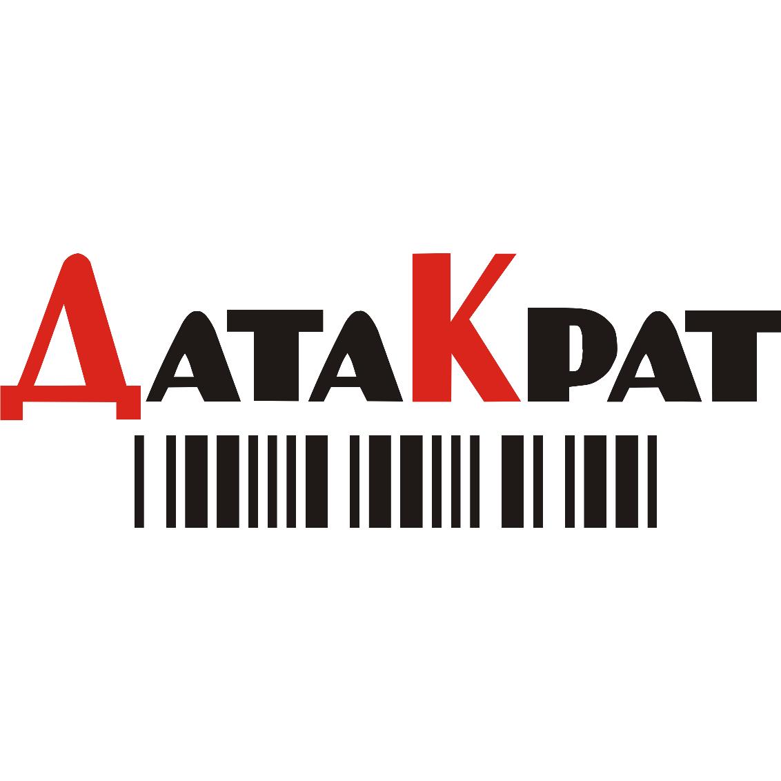 Логотип компании «ДатаКрат»