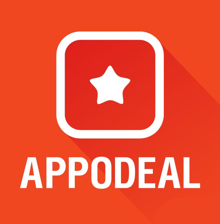 Логотип компании «Appodeal»