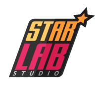 Логотип компании «StarLab»