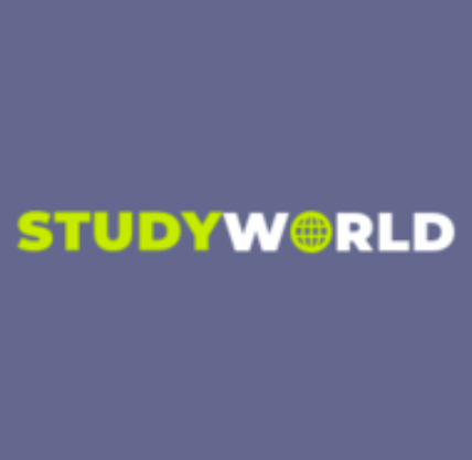Логотип компании «Studyworld»