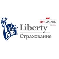 Логотип компании «Либерти Страхование АО»