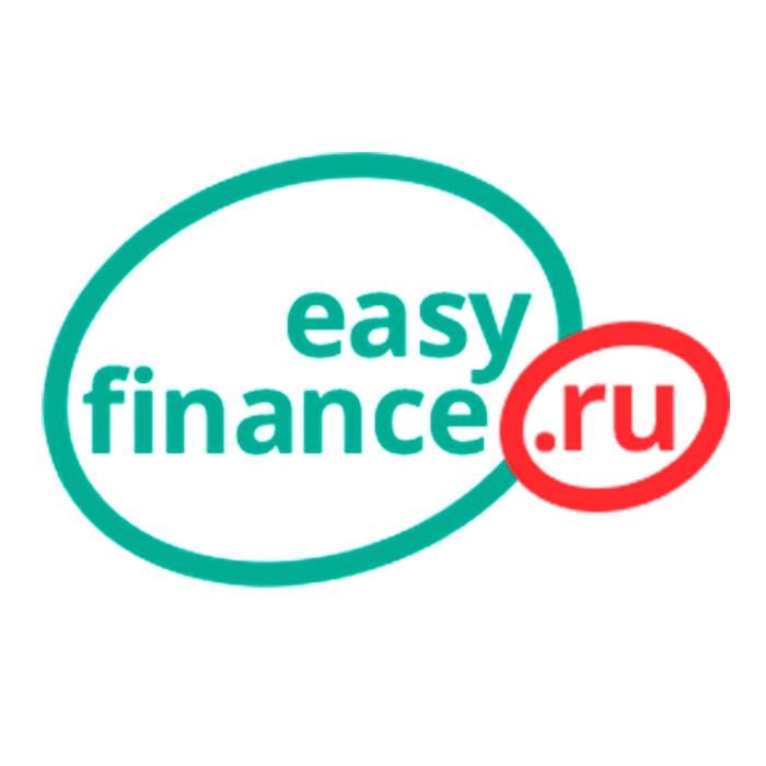 Логотип компании «EasyFinance»