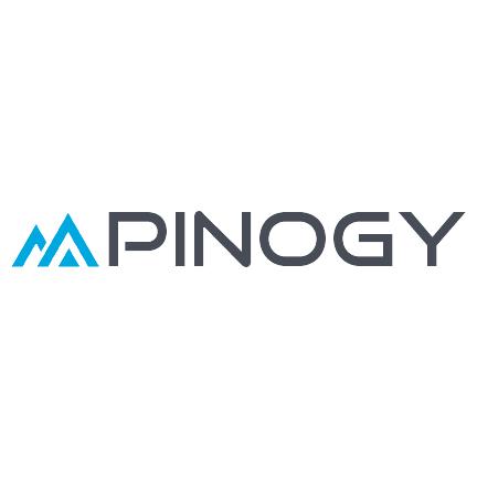 Логотип компании «Pinogy»