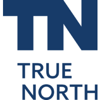 Логотип компании «True North»