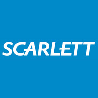 Логотип компании «Scarlett»