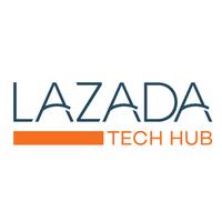 Логотип компании «Lazada»