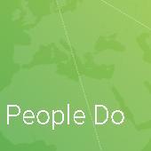 Логотип компании «People Do»