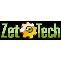 Логотип компании «ZetTech»
