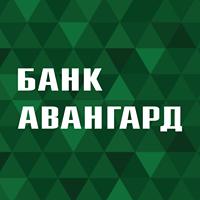 Логотип компании «Банк «АВАНГАРД»»