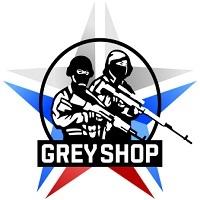 Логотип компании «Grey Shop»