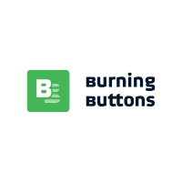 Логотип компании «Burning Buttons»