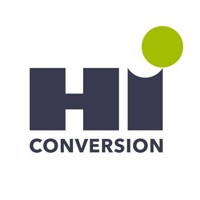 Логотип компании «HiConversion»