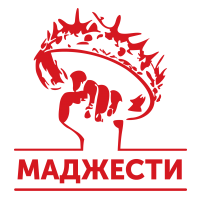 Логотип компании «МАДЖЕСТИ»