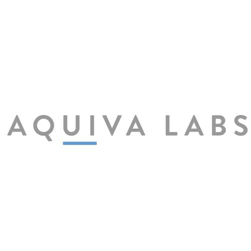 Логотип компании «AQUIVA LABS»