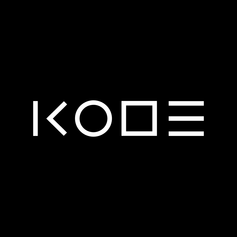 Логотип компании «KODE»