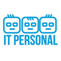 Логотип компании «IT Personal»
