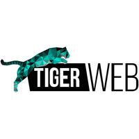 Логотип компании «TigerWeb»