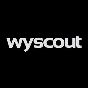 Логотип компании «WyScout»