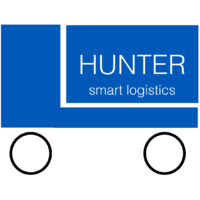 Логотип компании «Hunter Logistics»