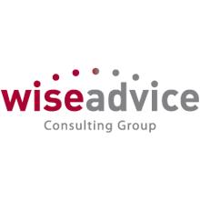 Логотип компании «WiseAdvice»
