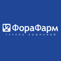 Логотип компании «ФораФарм»
