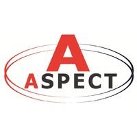 Логотип компании «Аспект»