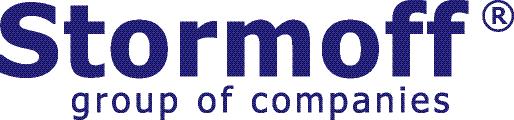 Логотип компании «STORMOFF»