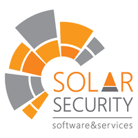 Логотип компании «Solar Security»