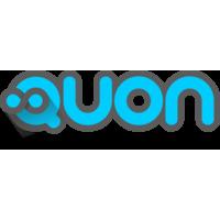 Логотип компании «Quon»