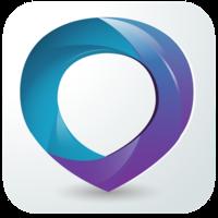 Логотип компании «Heloo Application»