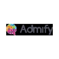 Логотип компании «ADMIFY»