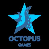 Логотип компании «Octopus Games»