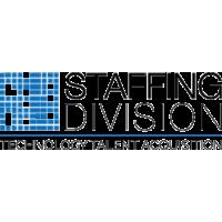 Логотип компании «Staffing Division»