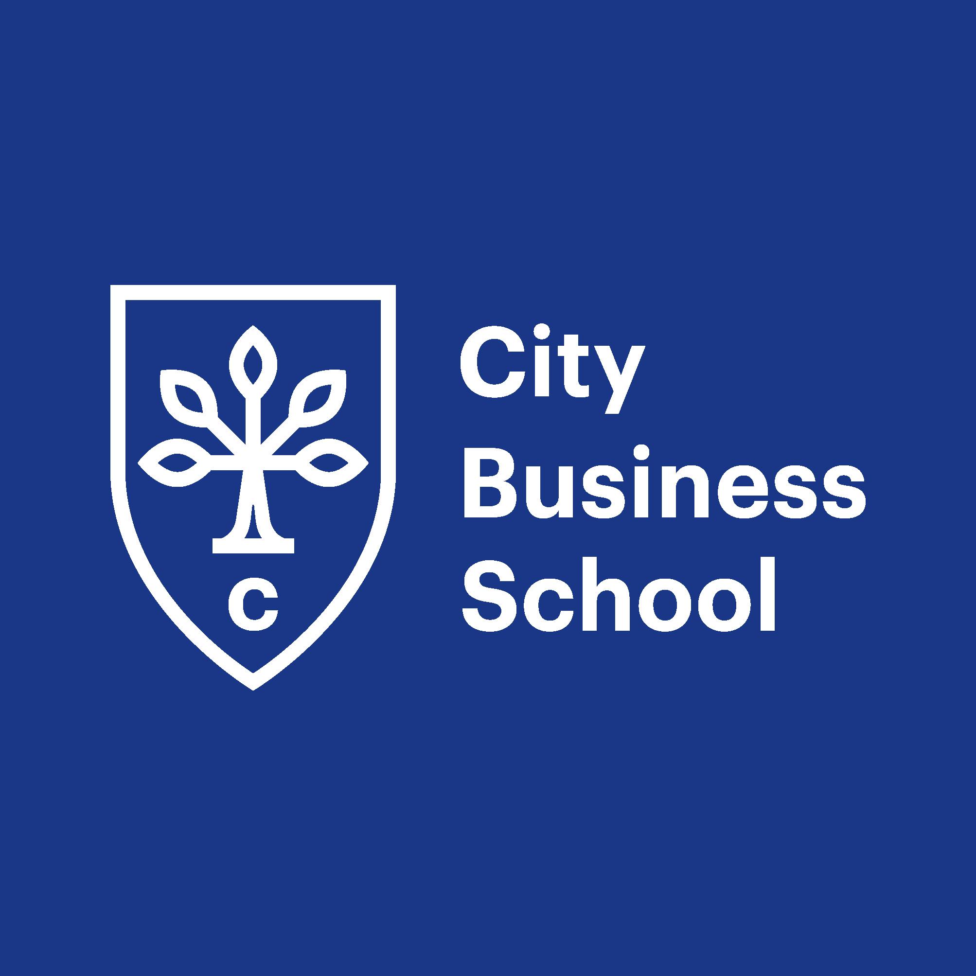 Логотип компании «City Business School»