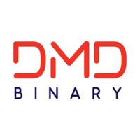Логотип компании «DMD binary»