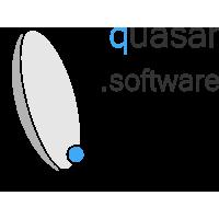 Логотип компании «Quasar Software»