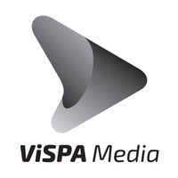Логотип компании «ВИСПА Медиа»