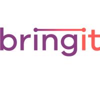 Логотип компании «Bringit Logistics»