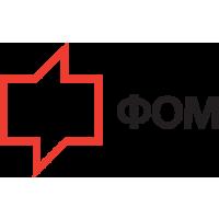 Логотип компании «Группа ФОМ»