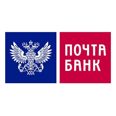 Логотип компании «Почта Банк»