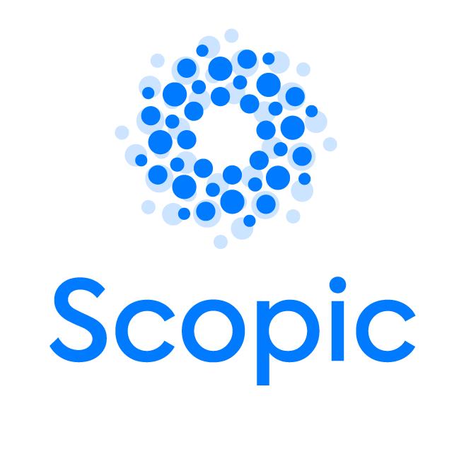 Логотип компании «Scopic Software»
