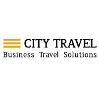 Логотип компании «CITY TRAVEL»