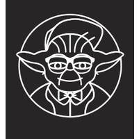Логотип компании «ruby yoda»